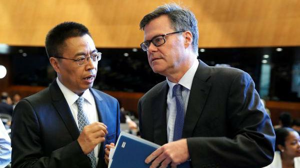 英媒:中美大使世贸交锋火药味浓