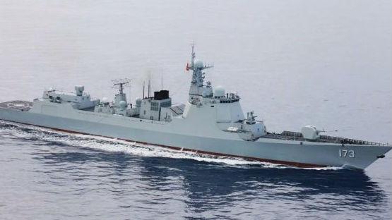 俄媒称中国海军发展能力无限:军舰数量已超美国