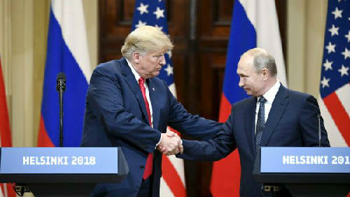普京邀请特朗普 白宫积极回话:接到正式邀请愿意访俄