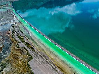 青藏高原地区仍然是地球上最洁净的地区之一