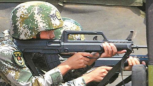 美媒:中国特种兵进行系列演习 在突击行动中证明能力