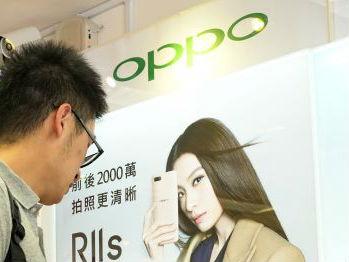 出海记 大陆手机品牌强势进入台湾市场