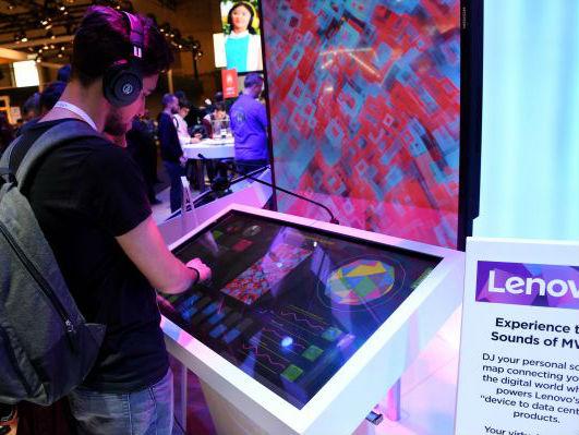 出海记 台媒:联想电竞笔记本在台抢商机 一年市占双位数增长