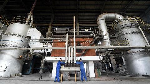 美媒称中国废物管理市场商机巨大:垃圾里面有钱赚