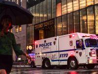 美国纽约特朗普大厦发现可疑包裹