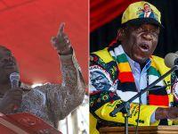 津巴布韦大选竞选活动结束 560万选民将投票选出总统