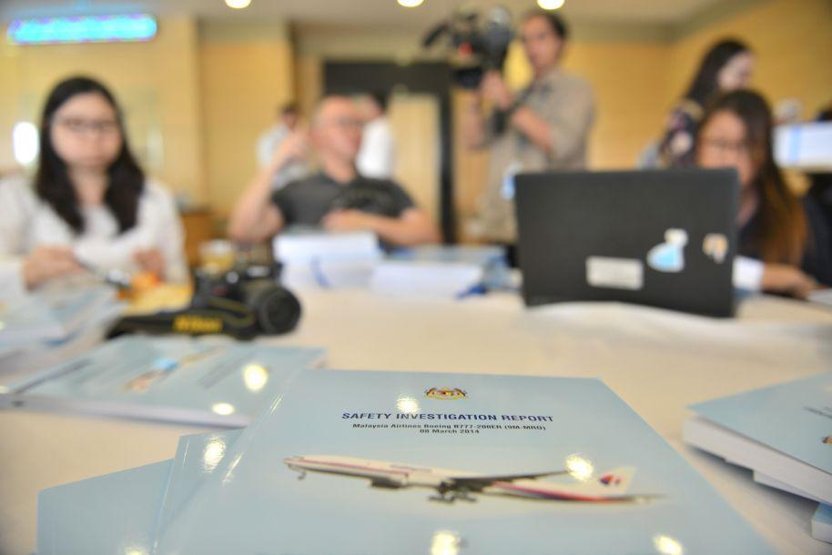 最新MH370调查报告称飞机遭人操纵,但谜团仍未解开