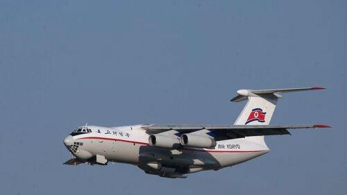 韩媒:5架朝鲜飞机昨天飞抵俄罗斯 1架与金正恩专机机型相同