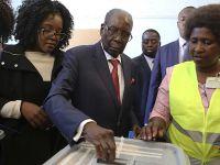 津巴布韦举行穆加贝下台后首次大选