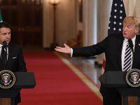 """特朗普:愿意与伊朗领导人在""""不设前提条件""""情况下会面"""