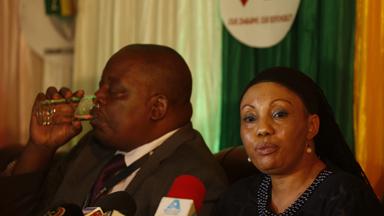 津巴布韦现任总统姆南加古瓦赢得总统选举