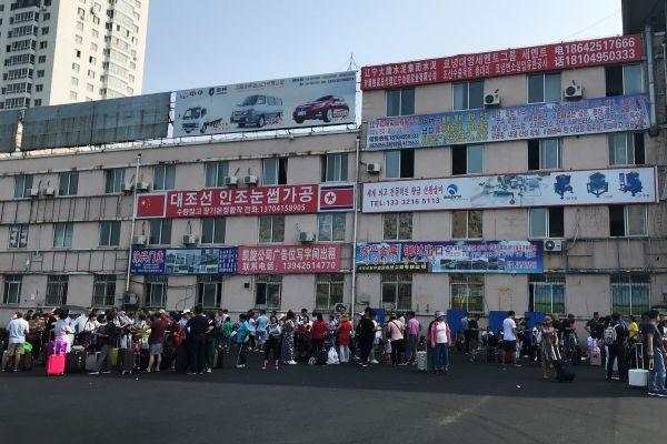 外媒:半岛安全形势改善 中国人赴朝旅游兴趣大增