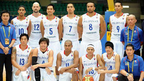 10天前刚刚退出 菲律宾男篮为何重回亚运会?