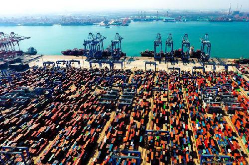 英媒关注官媒刊文指中国经济韧性足 为应对外部挑战提供腾挪空间