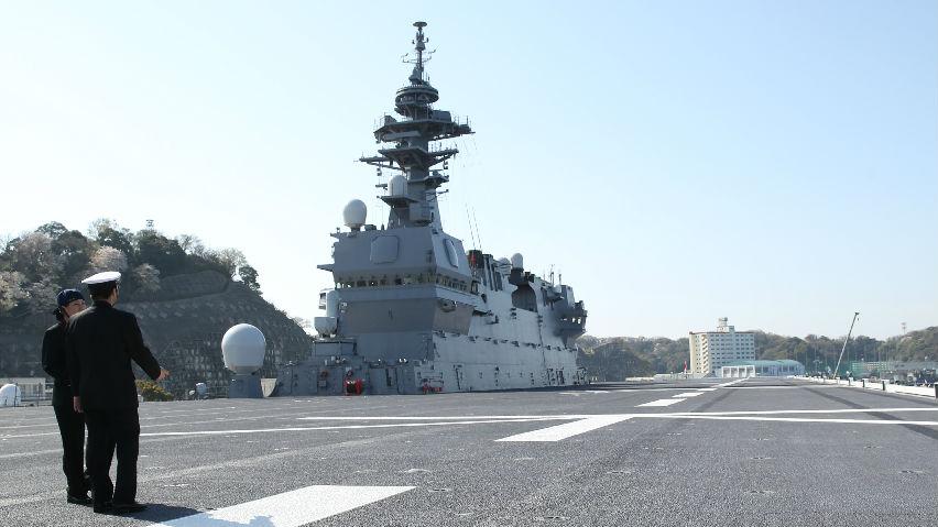 """日媒:日本拟在钓鱼岛周边部署""""水陆机动团"""""""