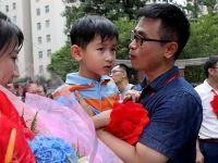 上海市第三批援藏教师启程