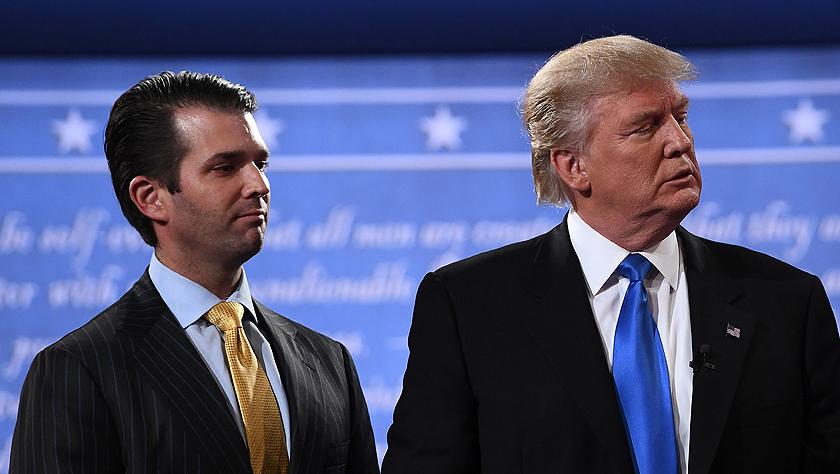 特朗普承认大选前其子与俄罗斯律师见面