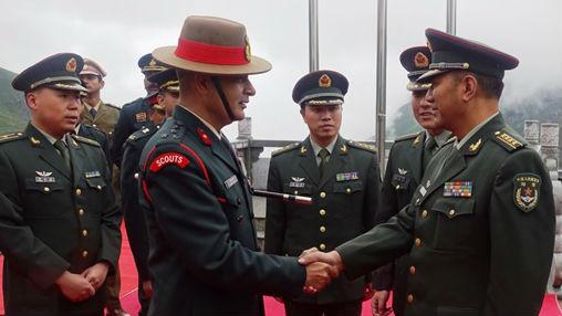 印媒:中印将尝试重启两军热线 避免双方在边界爆发冲突