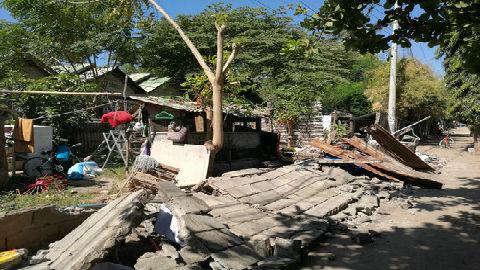 印尼龙目岛地震已致142人遇难 威力是上周地震五倍