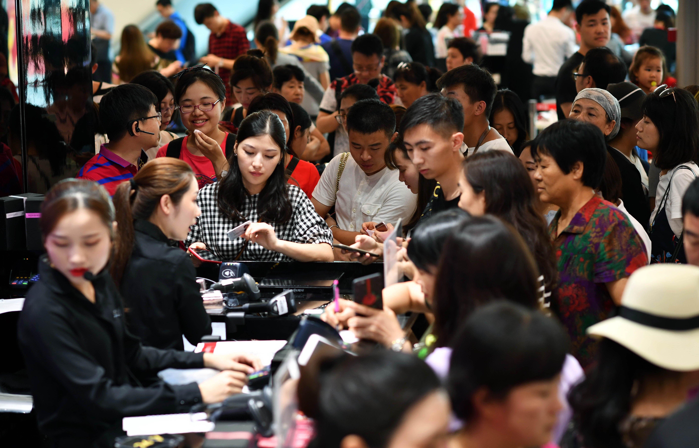 专家认为:国内市场大  抗击能力强