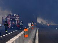 意大利博洛尼亚发生油罐车爆炸 两人死亡数十人受伤