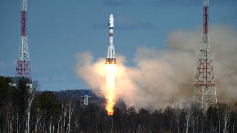 美媒:俄罗斯将争当全球头号太空大国 与美国一较高下