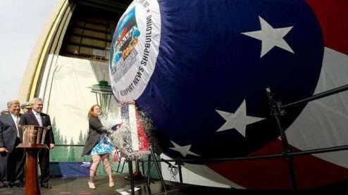 美军新型核潜艇曝出重大质量问题 战略核潜艇或青黄不接