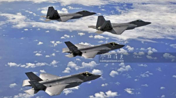 """美刊揭秘F-35""""坎坷一生"""":杂而不精 代价高昂"""