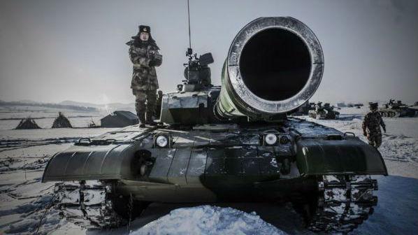 美刊对比中美俄最强坦克:中国99式多项关键性能指标占优