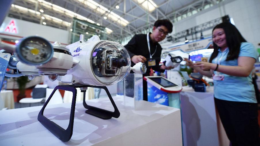 击败美国加拿大!中国高校首次赢得国际水下机器人大赛冠军