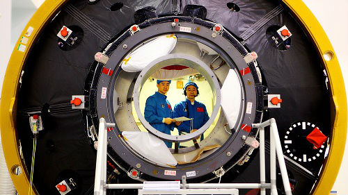 中国计划2022年发射天宫空间站 俄媒:航天将实现跨越式发展