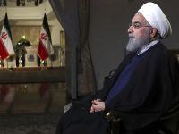 伊朗总统鲁哈尼发表电视讲话回应美国制裁