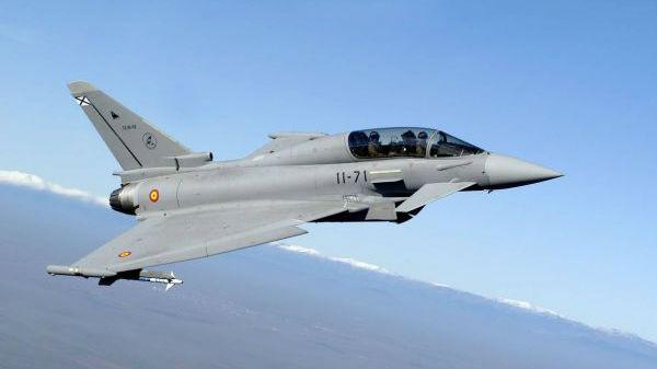 """西班牙战机在爱沙尼亚误射导弹 俄媒发动""""嘲讽技能"""""""