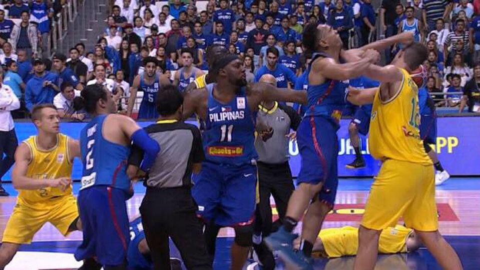 """菲律宾男篮差评!参赛如儿戏 亚运篮球岂能如此""""胡闹""""?"""