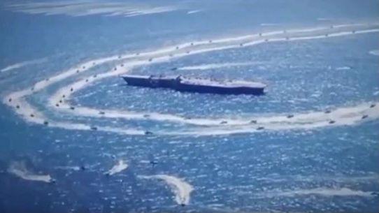 开战须谨慎!外媒关注伊朗展示封锁霍尔木兹海峡能力