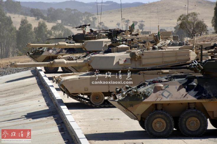 火力全开!美澳两军实弹联演或针对中国