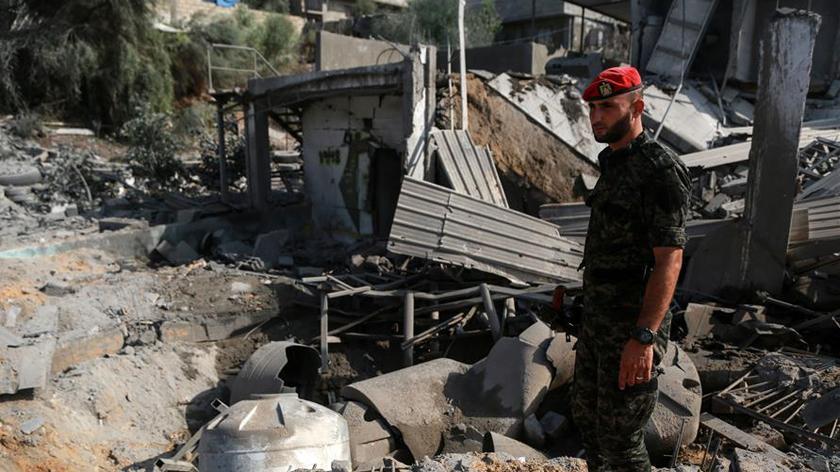 以军战机轰炸加沙地带致3名巴勒斯坦人死亡