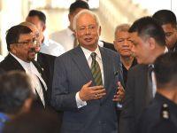 马来西亚前总理纳吉布被以洗钱罪指控