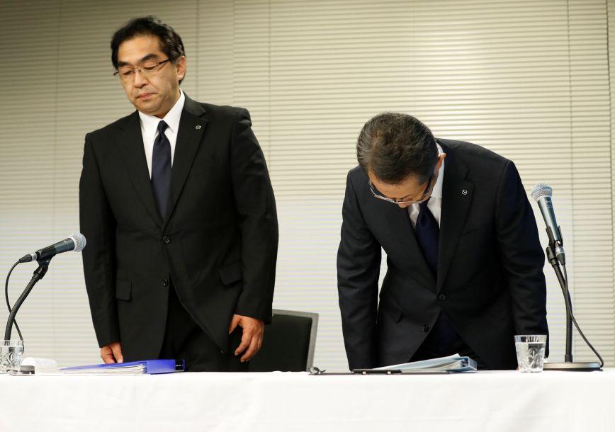 日本三家车企承认车辆质检存在问题