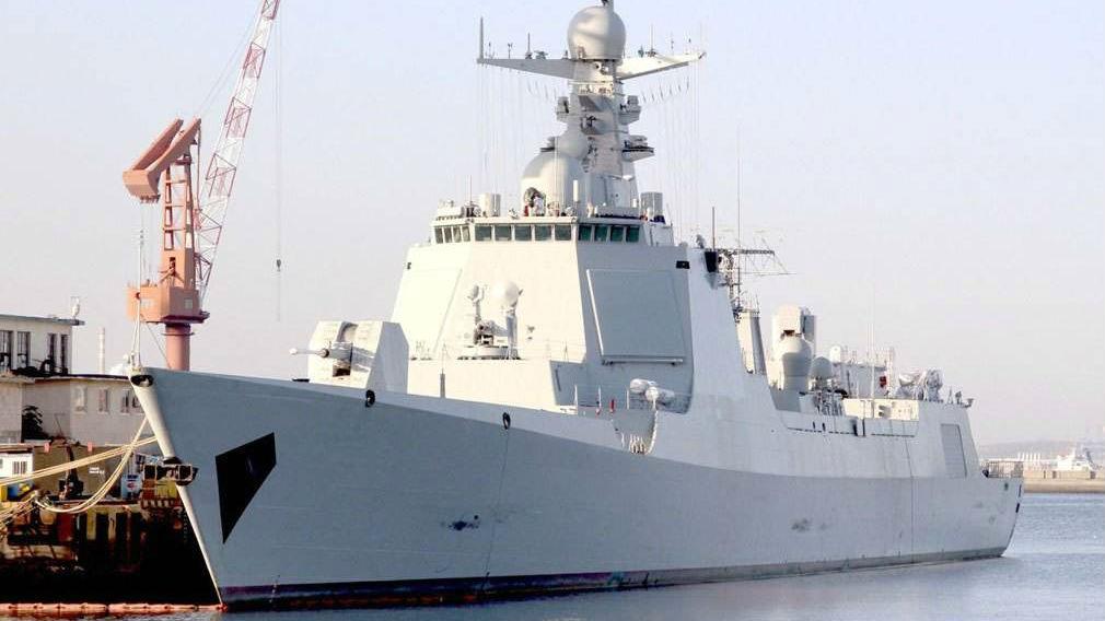 """美媒述评052D驱逐舰:战场""""多面手"""" 第14艘已下水"""