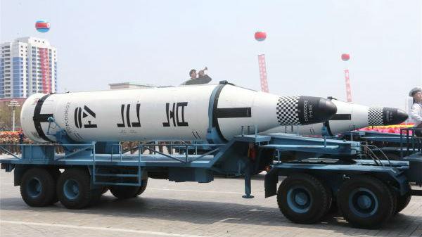 """外媒称朝鲜拒绝美无核化提议 斥其为""""强盗行为"""""""