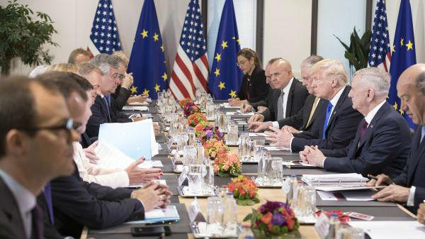"""德媒称美政府让WTO""""陷入严重危险"""":特朗普是最大风险"""