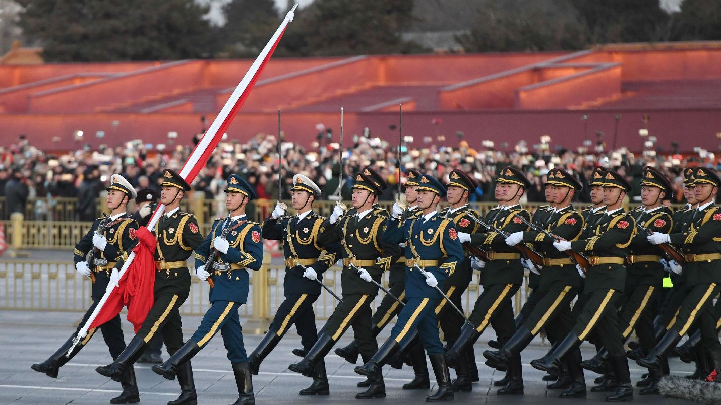 外媒关注解放军征兵宣传片:凸显技术升级 优化部队组合