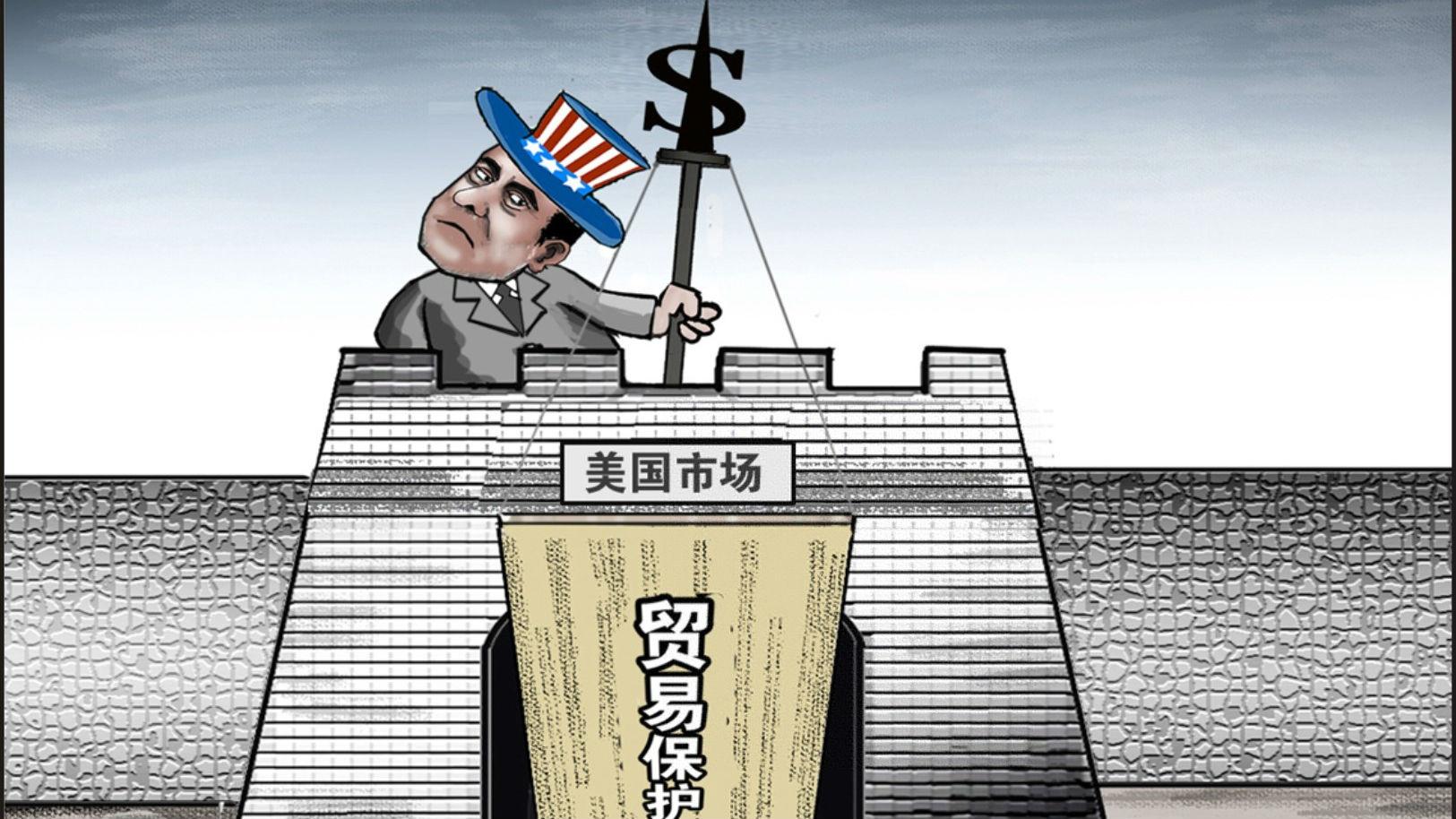 美媒称美国加税中国出口商着眼国内:中国百姓花钱不手软