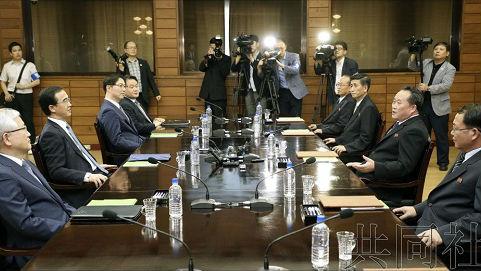 外媒:韩朝商定9月在平壤举行首脑会谈 朝鲜态度积极