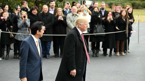 """日美贸易磋商无果 日媒:美国何时""""露獠牙"""" 日本胆战心惊"""