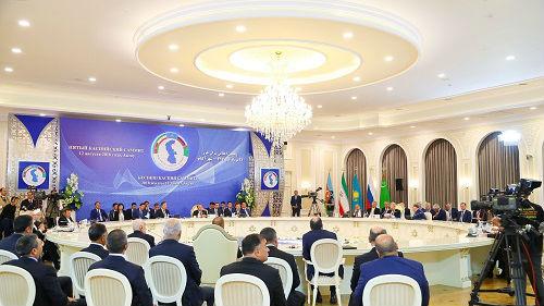 里海五國簽署歷史性協議 外媒:或強化俄地區主導權