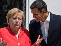 西班牙和德国主张欧盟共同携手解决难民问题