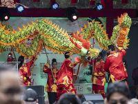 """巴西侨界庆祝首个""""中国移民日"""""""