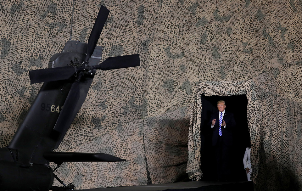 特朗普签署国防授权法案:军费创9年来最大增幅